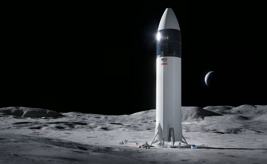 No Going Back: NASA and SpaceX's Lunar Ambitions sets off the Orbital Refueling Race